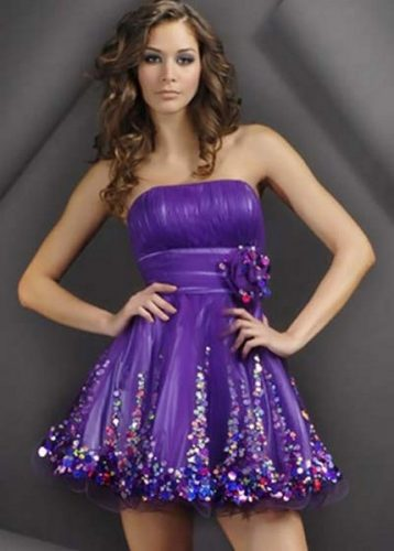 vestidos de 15 años cortos24