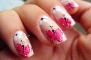 Imágenes de uñas decoradas para 15 años