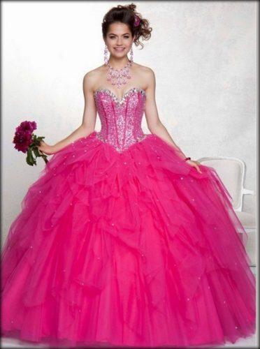 Imágenes+de+vestidos+de+15+años+estilo+princesa_43