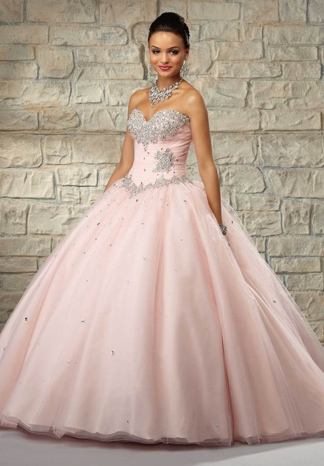 Imágenes De Vestidos De 15 Años Estilo Princesa Todo Para La