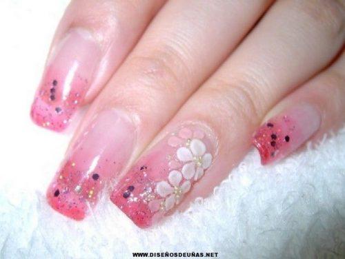 imagenes de uñas decoradas para 15 años16