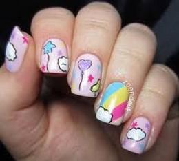 imagenes de uñas decoradas para 15 años21