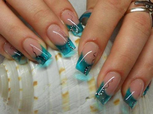 imagenes de uñas decoradas para 15 años3