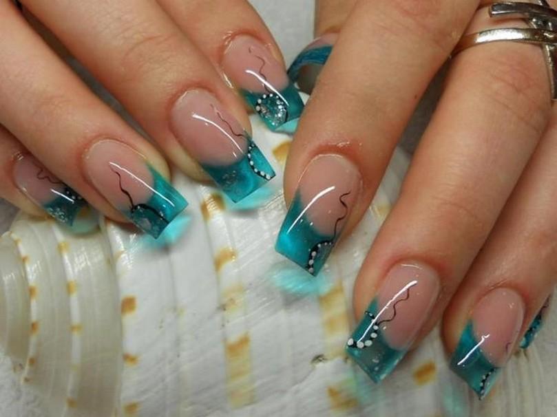 Imágenes de uñas decoradas para 15 años - Todo para la