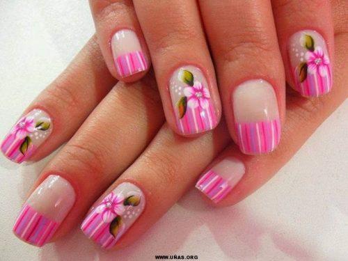 imagenes de uñas decoradas para 15 años4