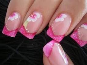 imagenes de uñas decoradas para 15 años8