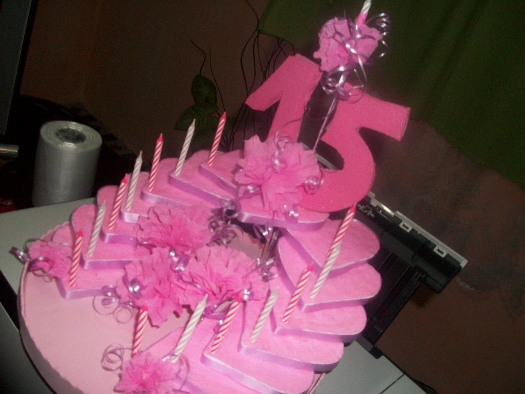Hermosos adornos de quince a os para la fiesta todo para for Adornos para quinceanera